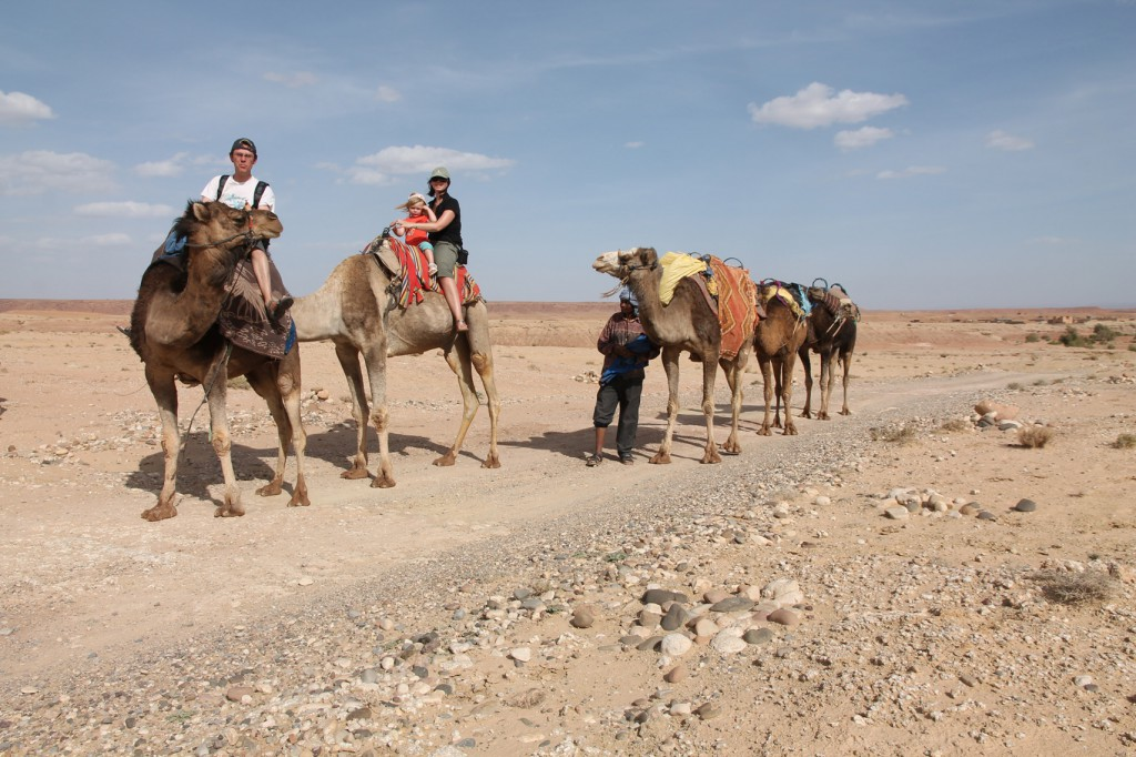 Annick, Maarten & Febe travel to discover Unesco world heritage and much more.