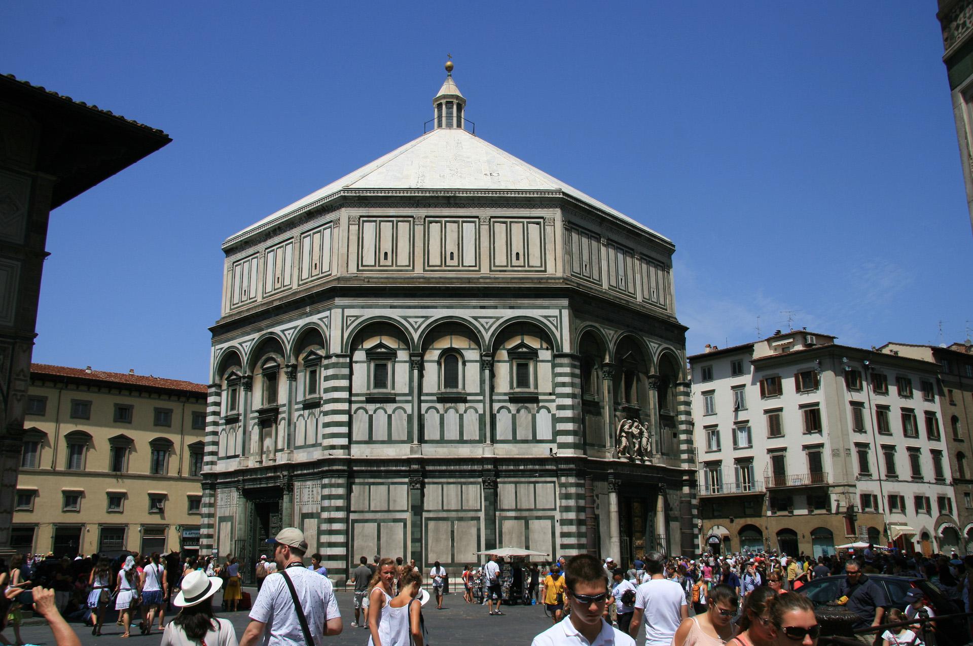 Baptistery of St.-John.