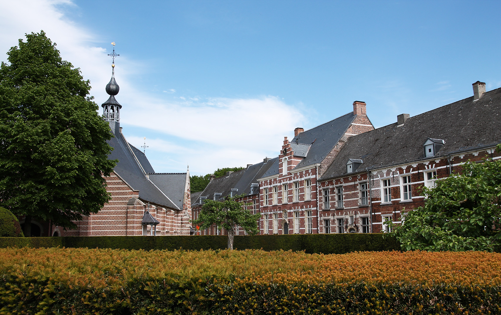 The béguinage of Herentals.