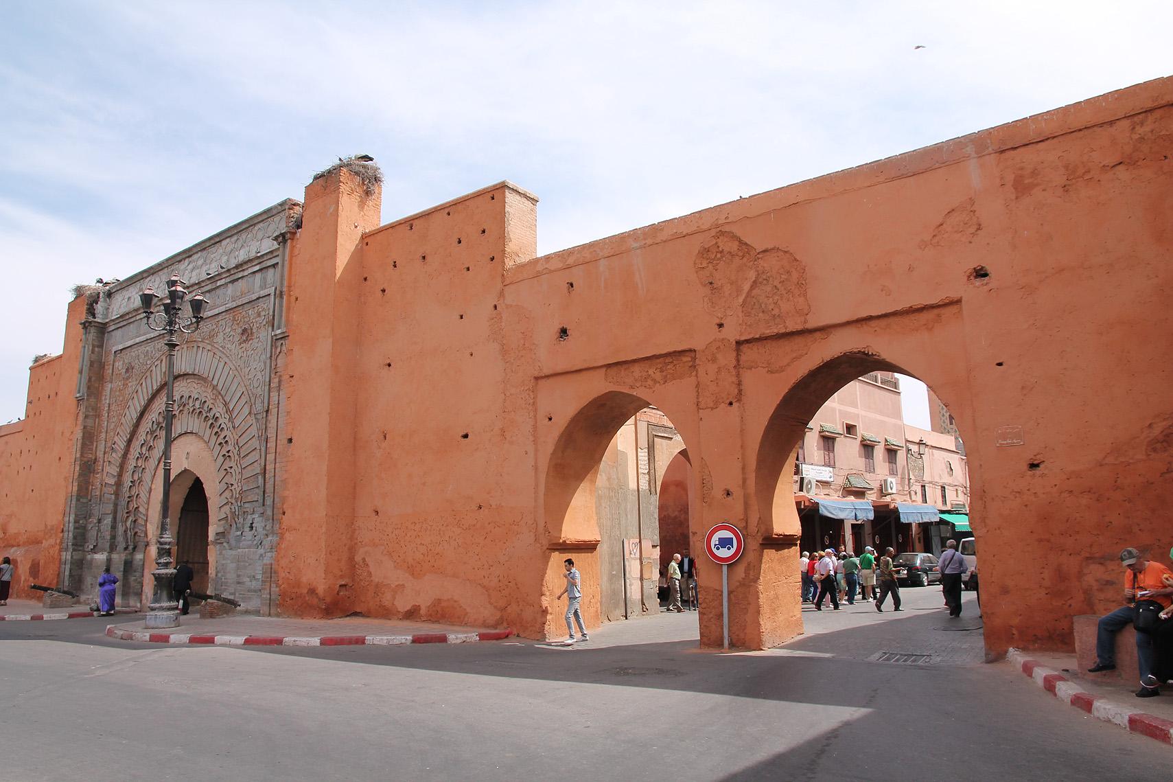 Bab Agnaou.