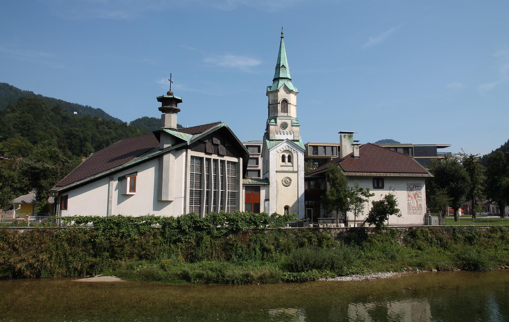 Parish Church of St. Joseph the worker.