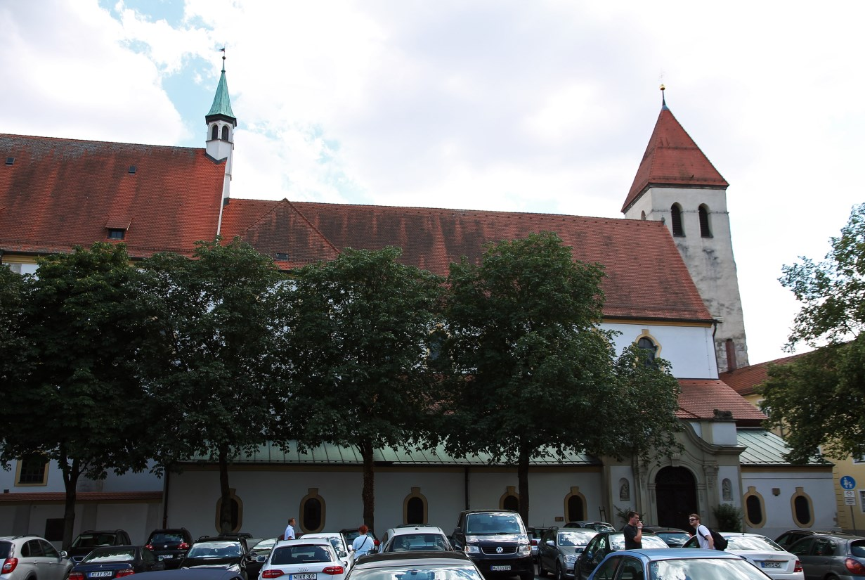 Church of Our Lady.