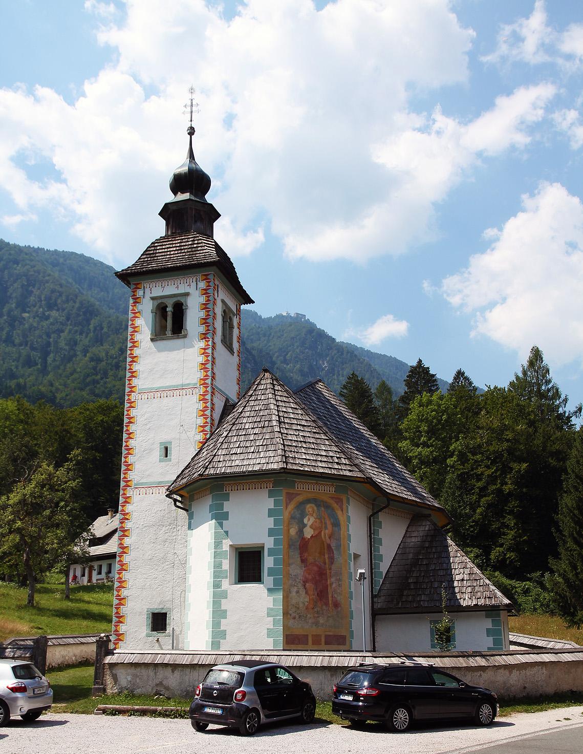 Holy Spirit Church.
