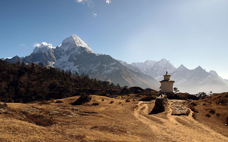 sagarmatha national park Image 1