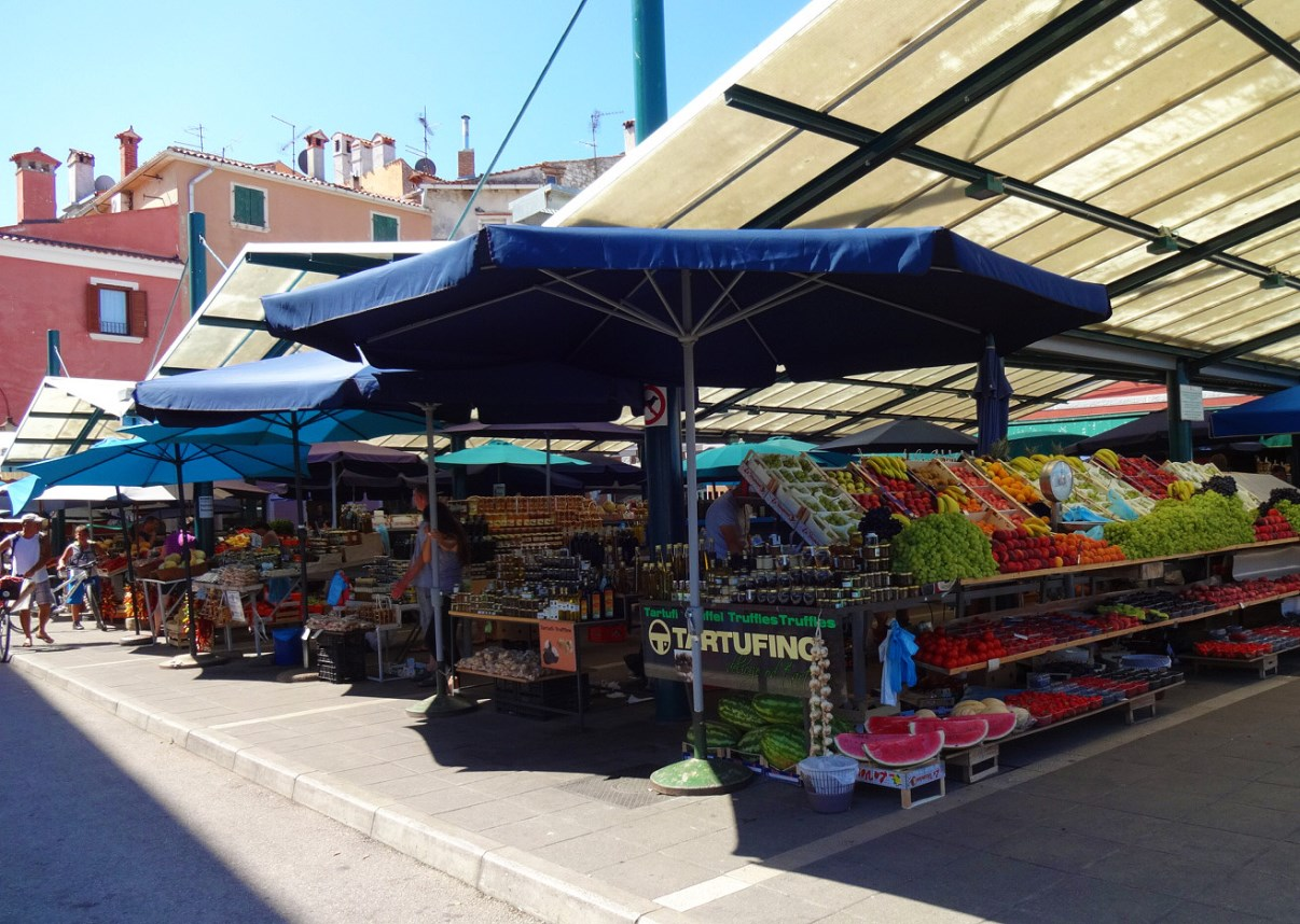 The Green Market.