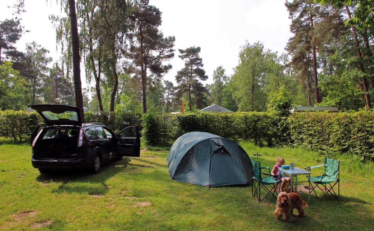 Nice camping spot!