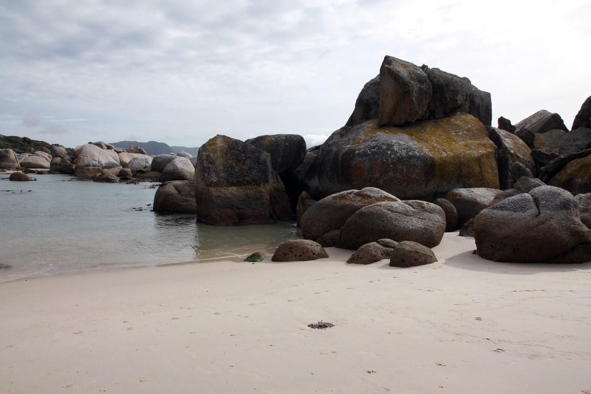 Boulders Beach.