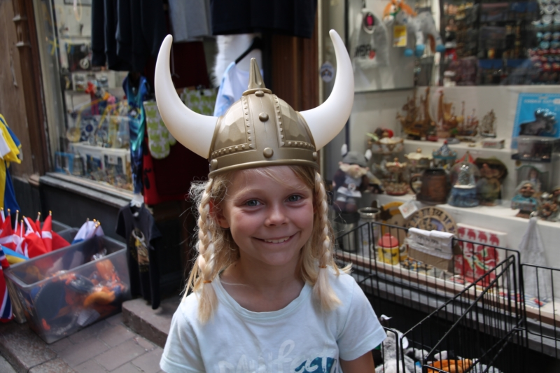 A true viking!